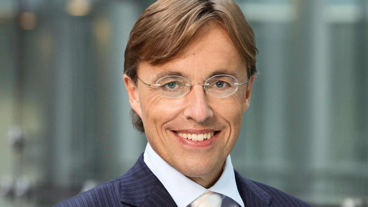 Axel-Springer-Vorstand Andreas Wiele
