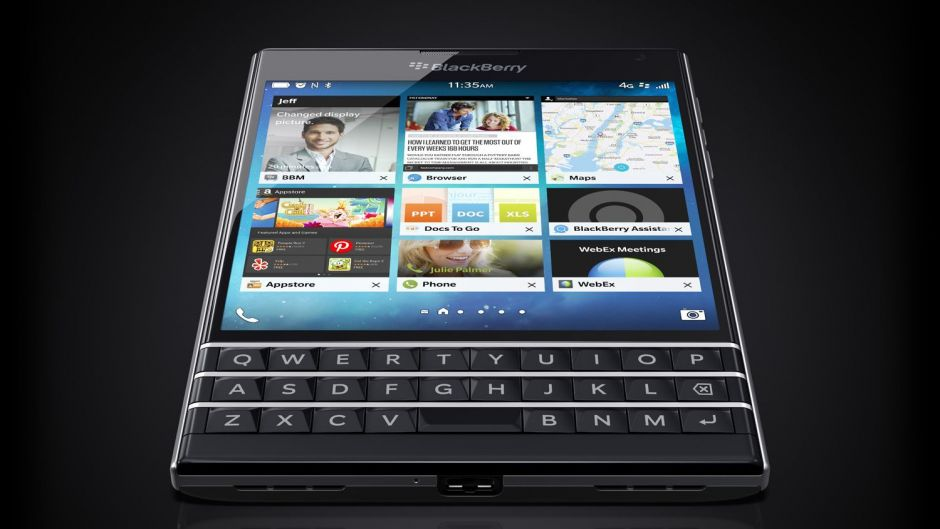 Patentstreit: Blackberry verklagt Facebook, Facebook wirft Blackberry