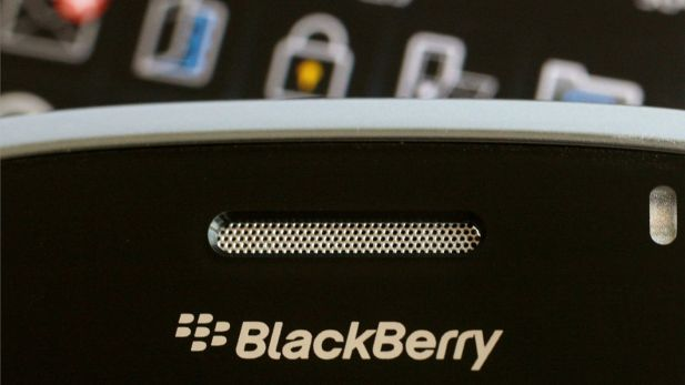 Blackberry verklagt Snap