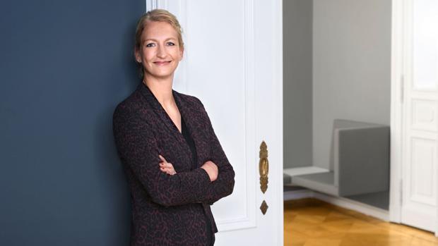 Caroline Theissen Managing Director bei Superunion Berlin