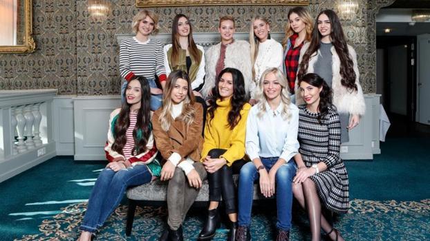 Die 11 Kandidatinnen für die Miss Schweiz