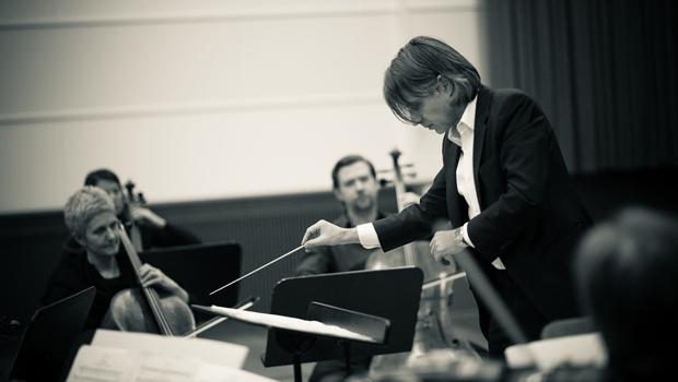 Frank Bodin, Dirigent