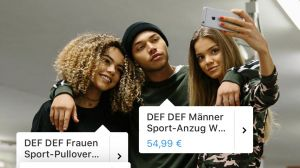 Instagram startet Shopping-Funktion