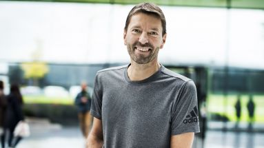 Adidas-Chef Kasper Rorsted