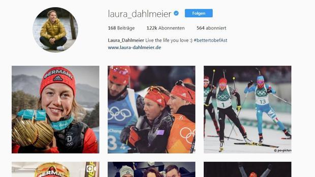 Arbeitsblatt Olympische Instagram : Olympische winterspiele deutsche medaillengewinner