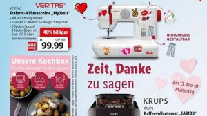 Lidl Angebote muttertag