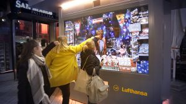 Lufthansa Reisekiosk
