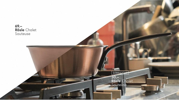 digitec galaxus werbung f r second hand feature. Black Bedroom Furniture Sets. Home Design Ideas