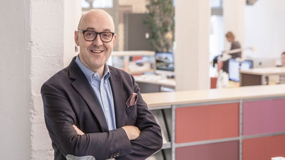 Markus Gut: Seit 2018 CEO der Process Group