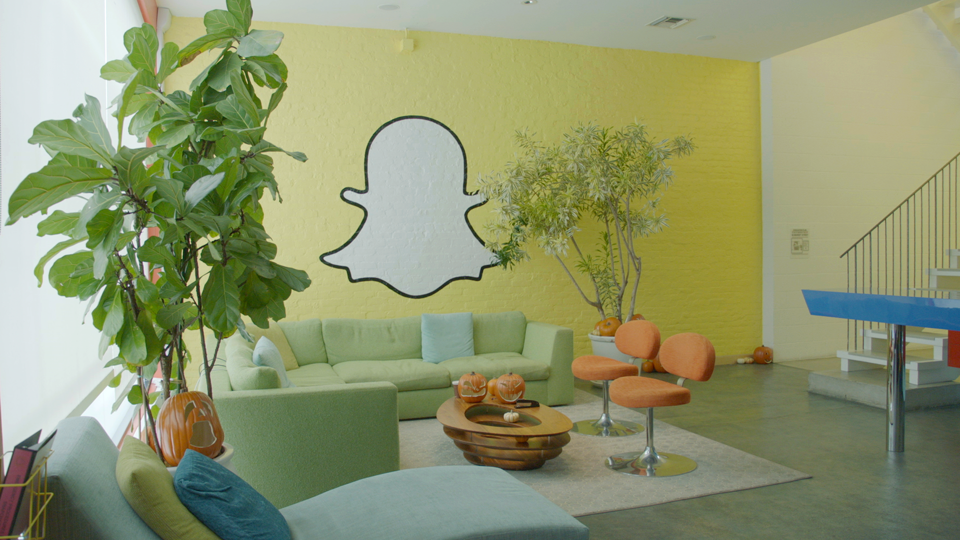 Das Snapchat -Headquarter in Los Angeles.