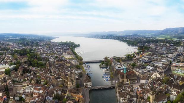 """Swiss Vor 9 - Bild 6 Juli 2017 """"Zürich See"""""""