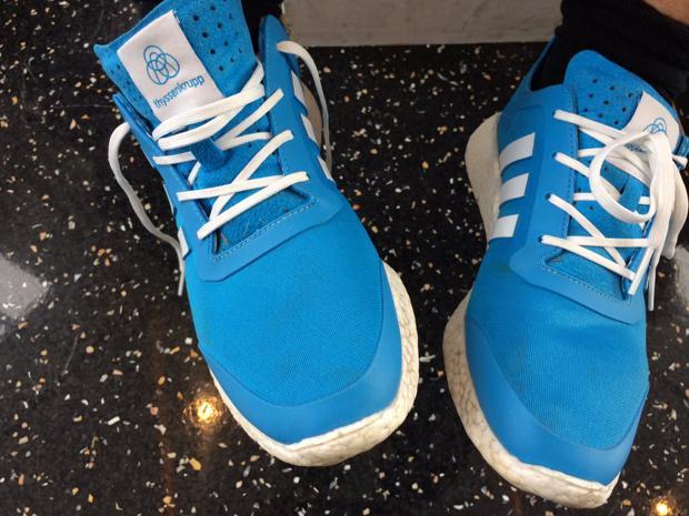 sports shoes a133c a007e Adidas x Thyssen-Krupp