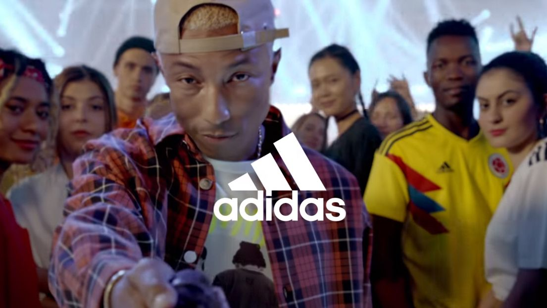 Adidas Werbung