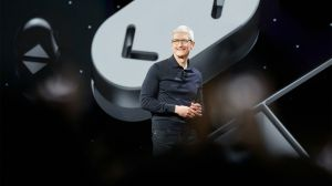 Apple-CEO Tim Cook auf der WWDC 2018
