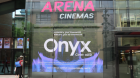 Arena Cinemas LED-Screen