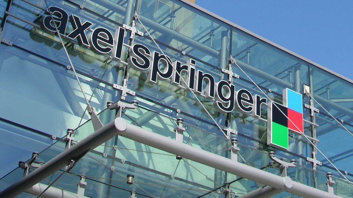 Axel Springer gibt im Content Marketing Gas