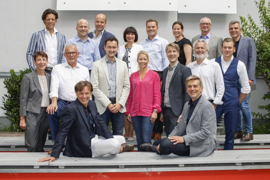Die Jury des CMO of the Year Award