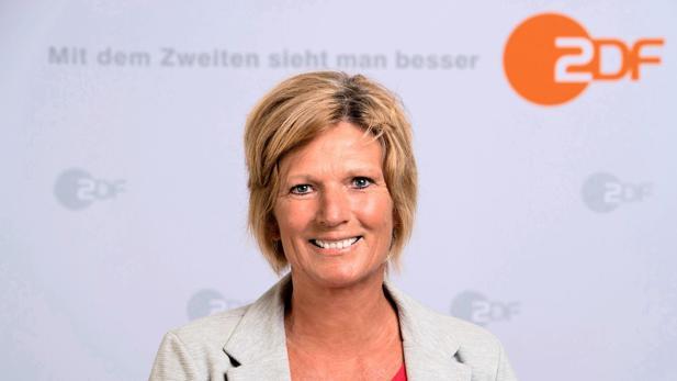 Wm Kommentatoren Claudia Neumann Wird In Den Sozialen