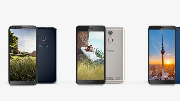 Made in Germany: Die Smartphones von Gigaset