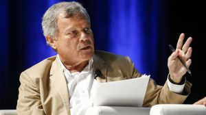Martin Sorrell Cannes