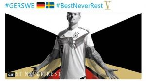 Mercedes-Benz Best Never Rest Kroos Siegtor