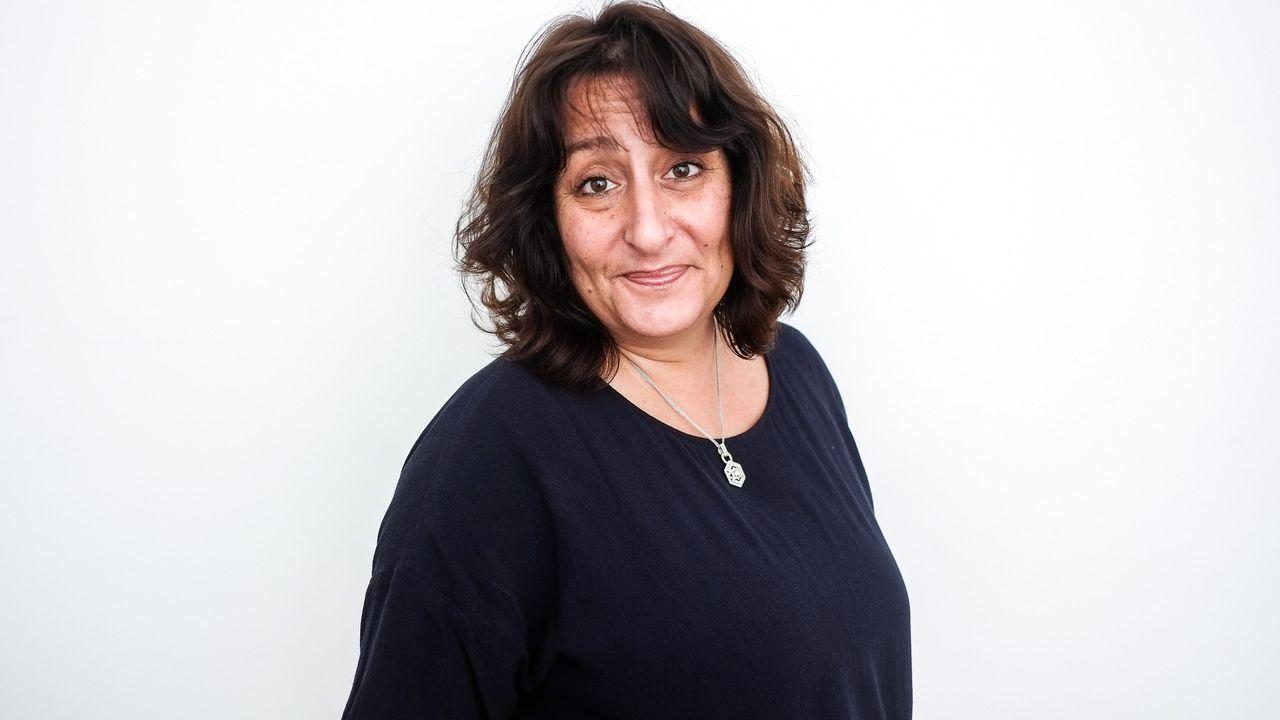 Antoni: Nina Mehr-Aine leitet die HR-Abteilung