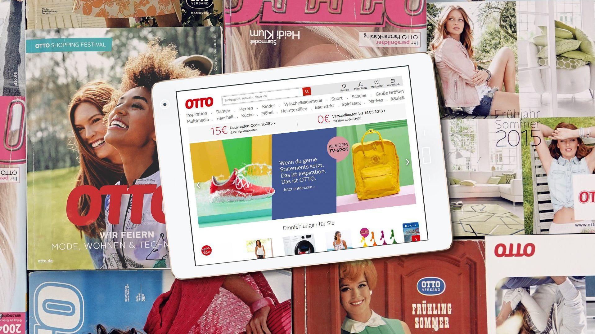 Jetzt offiziell: Der Otto-Katalog wird eingestellt