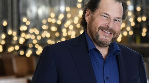 Salesforce-CEO Marc Benioff