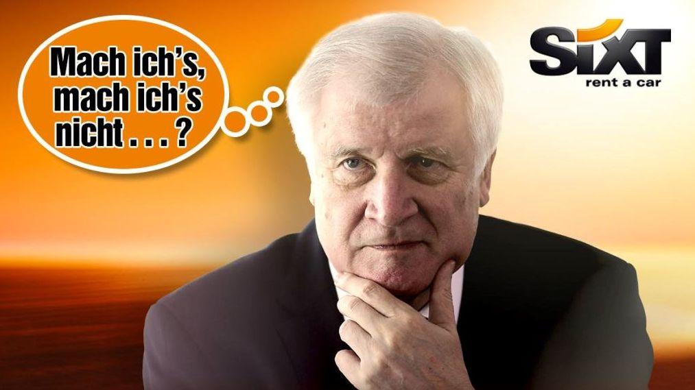 """""""Bis zur letzten Minute kostenlos zurücktreten"""": Sixt ..."""