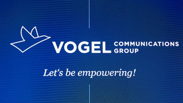 Das neue Corporate Design der Vogel Communications Group