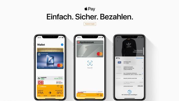 Apple Pay kommt diese Woche: Apple Stores wohl noch nicht bereit