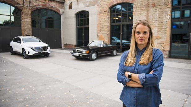 Unternehmen & Märkte - Bettina Fetzer leitet Marketing bei Mercedes-Benz