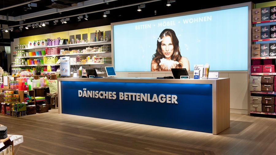 Danisches Bettenlager Marketing Revolution In Handewitt Werbung