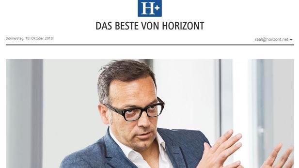 Horizont Horizont Online Erweitert Angebot Um Weitere Exklusiv Inhalte