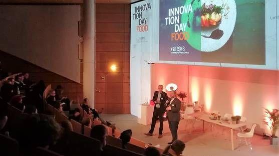 Anzeige. G+J e|MS Innovation Day Food: Die neuesten Rezepturen im Food-Marketing