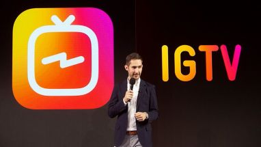 Instagram-CEO Kevin Systrom