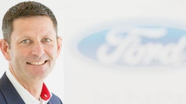 Jörg Ullrich, Director Sales Operation & CX, Ford Europe