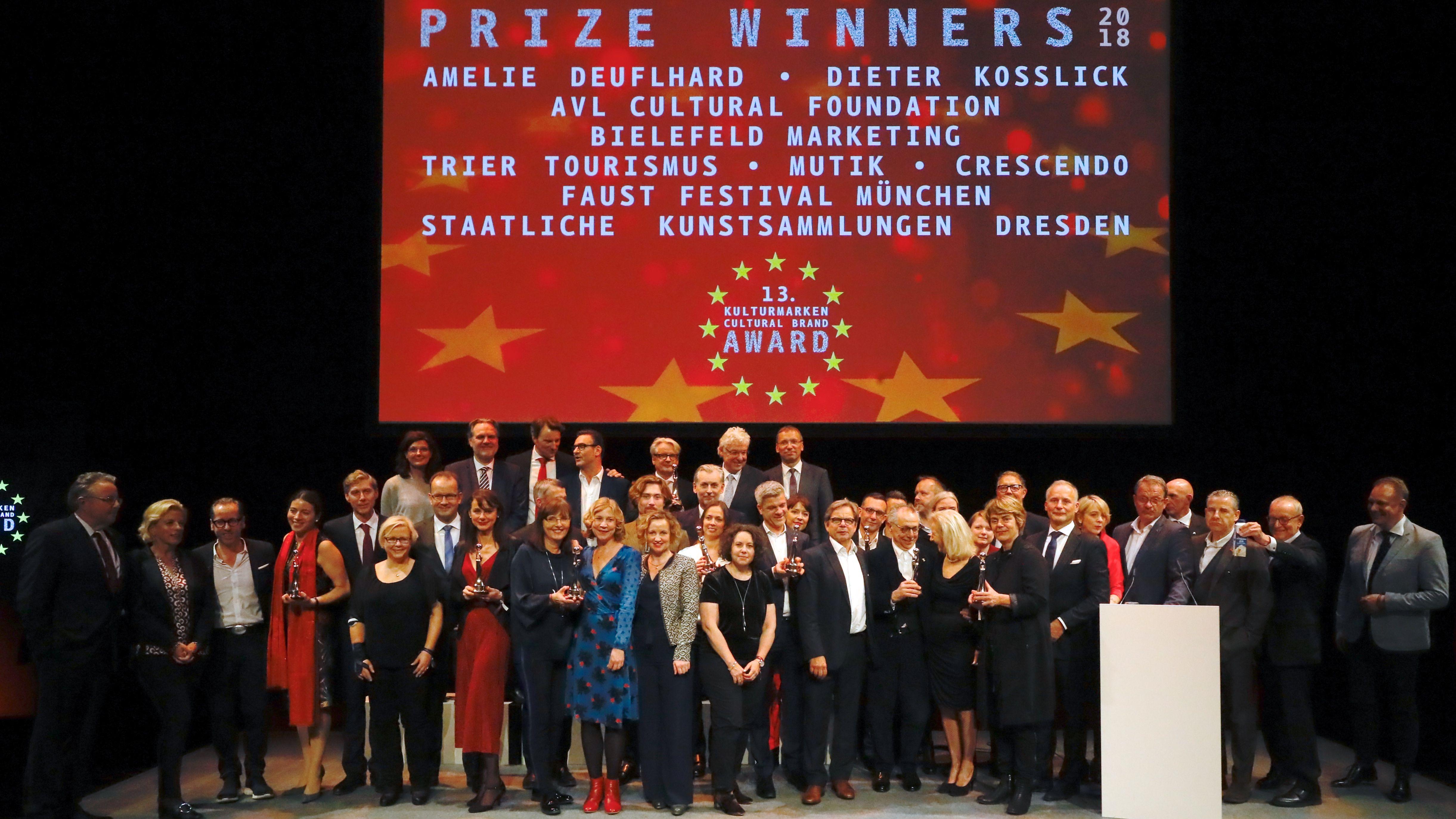 Kulturmarken Award: Crescendo erhält den Preis für Europäische Medienkultur