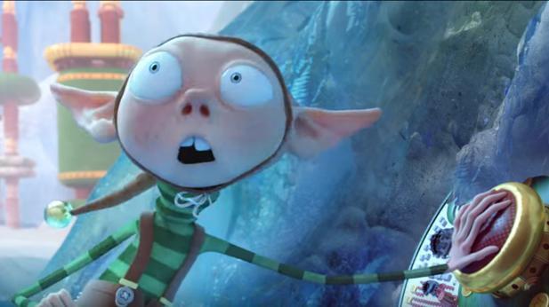 Manor Weihnachts-TV-Spot : Weihnachten mit Elfred