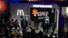 McDonald's E-Sports Gamescom 2018
