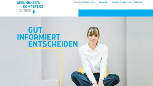 MetaDesign Careum Stiftung Gesundheitsdirektion Kanton Zürich