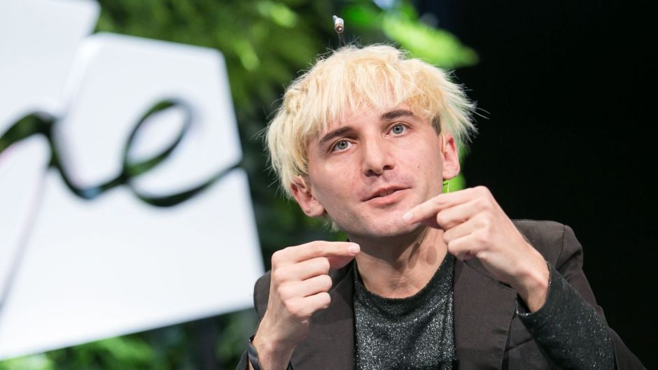 Neil Harbisson, Cyborg