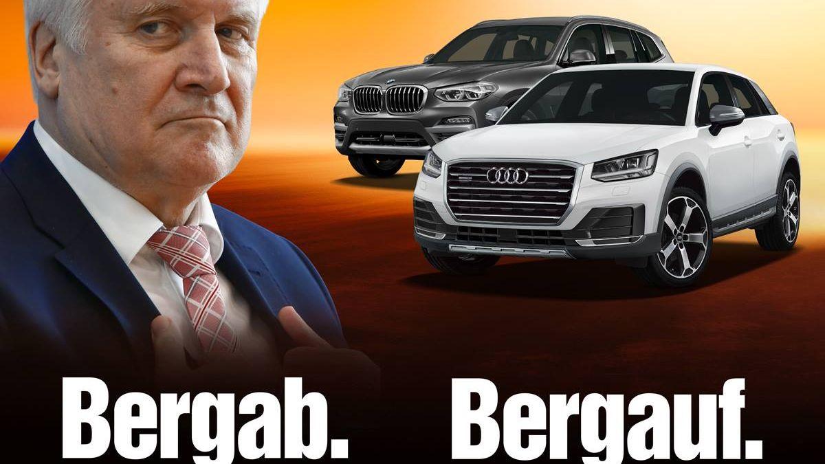 Nach Bayern-Wahl: Sixt knöpft sich erneut Horst Seehofer vor