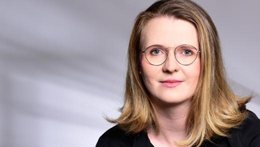 Theresa Weichel ist Standortleiterin detr Talk Online Deutschland GmbH