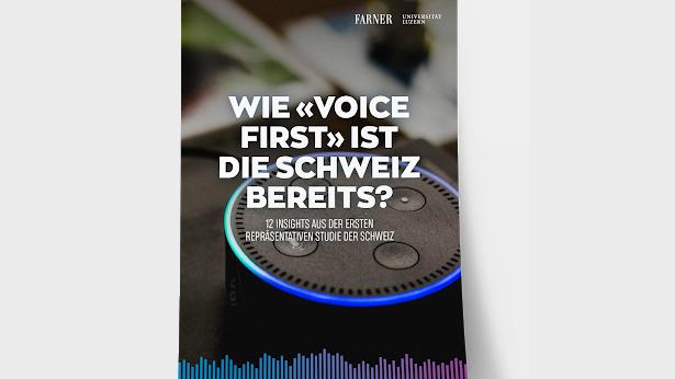 Voice first Studie 2018