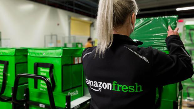 Lieferdienst: Amazon Fresh will deutschlandweit frische