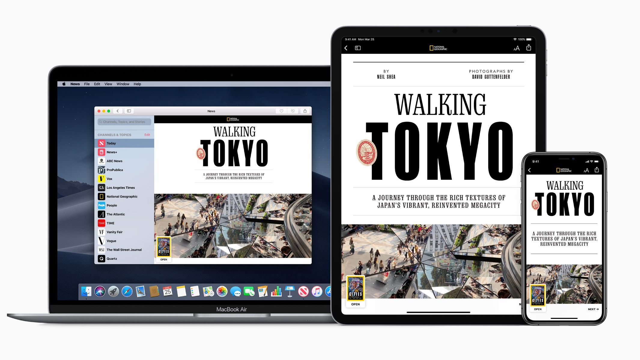 """Apple News+, Readly & Co: Warum ein """"Spotify für Journalismus"""" kommt und für Regionalzeitungsverlage so wichtig ist"""