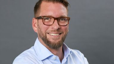 Christian Jonas Lea, Managing Partner und Head of Strategy bei Initiative