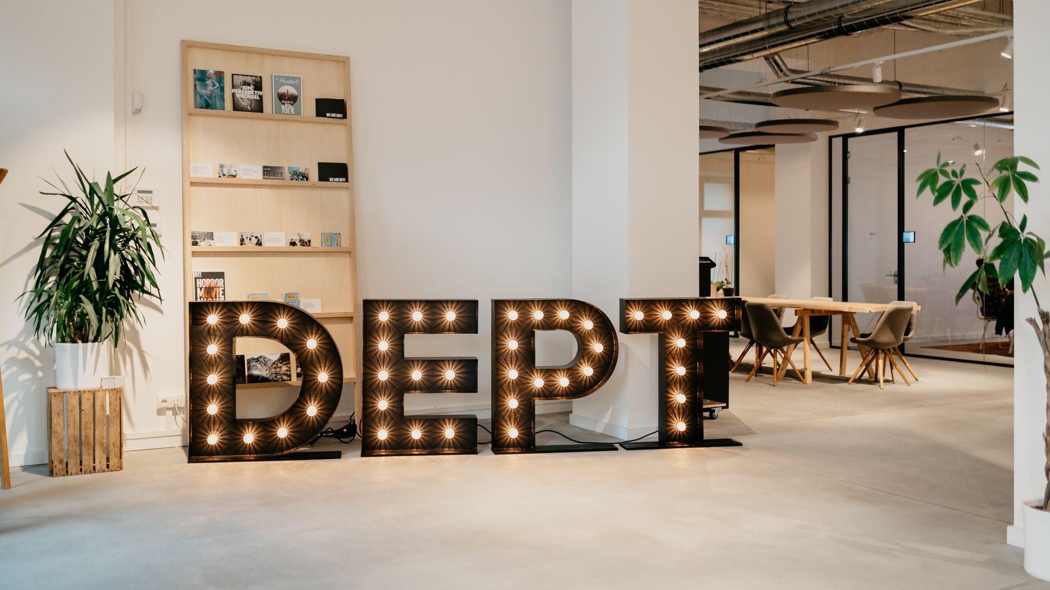 Neue Dachmarke: Digitalverbund Dept startet mit 400 Mitarbeitern