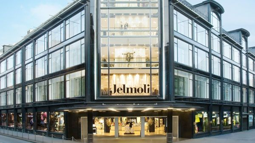 Jelmoli JvM / Brand Identity
